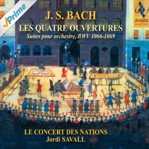Ouverture III en ré majeur, BWV 1068: I. Ouverture