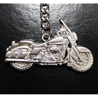 Motorrad Schlüsselanhänger (Cruiser)