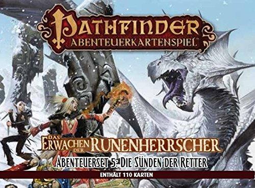Pathfinder Abenteuerkartenspiel: Die Sünden der Retter - Abenteuerdeck 5 - Das Erwachen der Runenherrscher