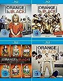Orange is the New Black Staffel 1-4 [Blu-ray]