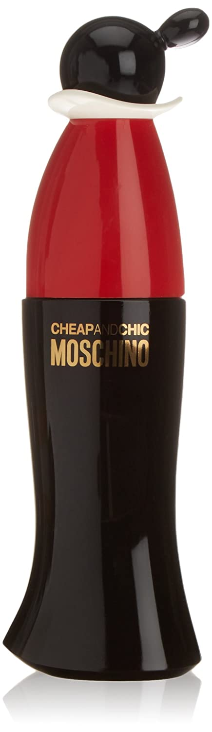 Moschino Cheap and Chic Eau de Toilette for Her - 100 ml: Amazon ...