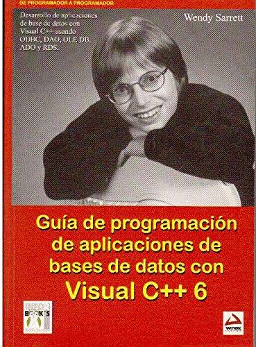 Visual C++ 6 - Guia de Programacion de Aplicacione