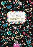 Mon agenda 2018-2019 - avec des stickers à gratter
