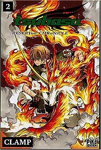 Tsubasa Reservoir Chronicle Edition simple Tome 2