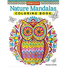 Nature Mandalas Coloring Book (Design Originals)