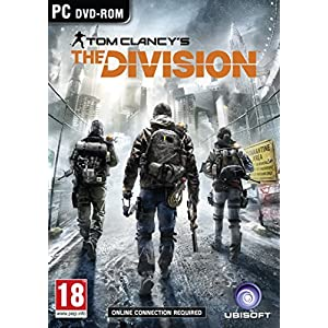 TOM CLANCY 'S THE DIVISION