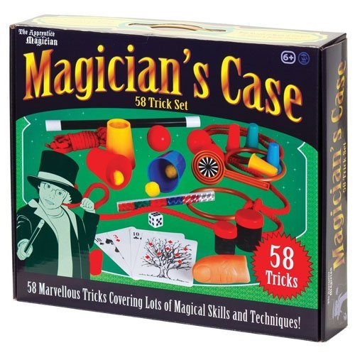 Tobar - kit per l'apprendista mago, 58 diversi trucchi [importato da uk]