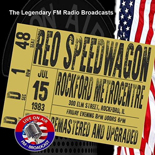 Legendary FM Broadcasts - Rock...