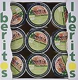 Iberitos - Crema de Iberico con Finas Hierbas - Bandeja de 18 x 23 gr