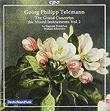 Telemann : Concertos pour instruments variés, vol. 2. La Stagione, Schneider.