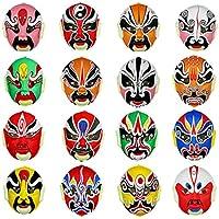 Halloween Ball Handgemalten Chinesische Oper Maske Peking Oper Maske Vor preisvergleich bei billige-tabletten.eu
