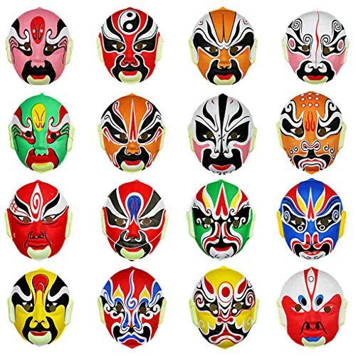 Halloween Ball Handgemalten Chinesische Oper Maske Peking Oper Maske ()