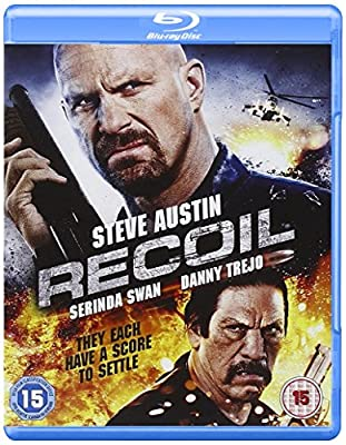 Recoil [Blu-ray] [UK Import] [VHS]