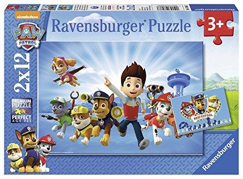 Ravensburger 07586 Lizenz Ryder und die Paw Patrol