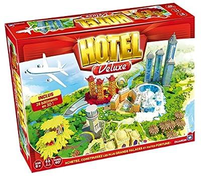 Dujardin - Hotel Deluxe, 41302, jeu de société jusqu'à 4 joueurs