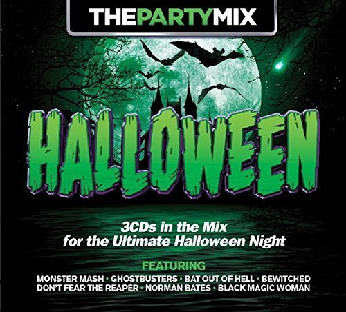 The Party Mix - Halloween by Various Artists [Music CD]
