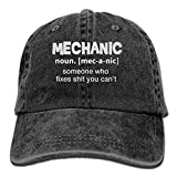 Mechanic Definition Baseball Hat Men And Women Summer Sun Hat Travel Sunscreen cap Fishing Outdoors