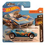 Hot Wheels '68 Corvette - Gas Monkey Garage - Serie Nightburnerz 9/10 (Short card)