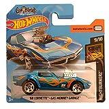 Hot Wheels '68 Corvette - Gas Monkey Garage - Serie Nightburnerz 9/10 (Short card)