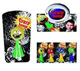 Number 1 Selling Push It Down & Watch It Jump - Crazy Jump Hopper - Girl Girls Boy Boys Children Kids Child - Great Gift Present Idea for Birthdays Christmas Xmas Stocking Fillers Top Ups Treats Rewards Pocket Money Easter Fun Toys & Games - One Supplied