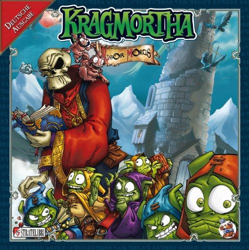 Asmodee HE489 - Kragmortha Brettspiel (Goblins Spiel)