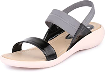 TRASE Ester Flat Sandal for Women Dailywear