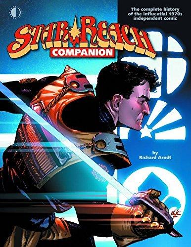 The Star Reach Companion by Richard Arndt (2013-07-18)