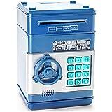 Safe Smart Money Box - Blue