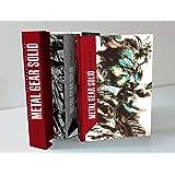 L'art de Metal Gear Solid : Coffret en 2 volumes : Galerie ; Etudes