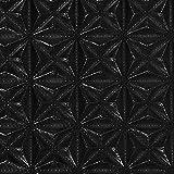 Unbekannt PVC Kit 1 – schwarz — Meterware ab 0,5 m —