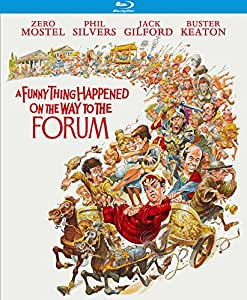 Funny Thing Happened on the Way to the Forum [Blu-ray] [1966] [US Import]