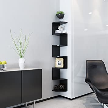 etagere murale noire design gallery of etagere murale. Black Bedroom Furniture Sets. Home Design Ideas