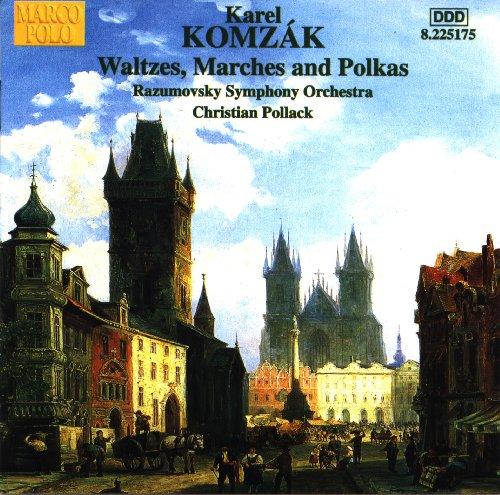 Komzak: Waltzes / Marches / Polkas