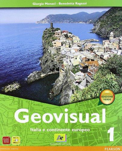Geovisual. Ediz. verde. Per la Scuola media. Con espansione online