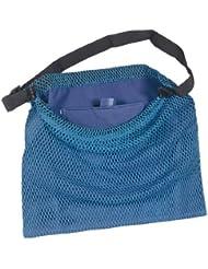 Seac sac filet Lux avec protection et ceinture réglable 50 x 40 cm