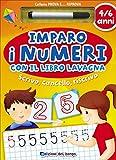 eBook Gratis da Scaricare Imparo i numeri con il libro lavagna Scrivo cancello riscrivo 4 6 anni Ediz illustrata (PDF,EPUB,MOBI) Online Italiano