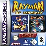 Produkt-Bild: Rayman 10th Anniversary: Rayman Advance + Rayman 3 [Software Pyramide]