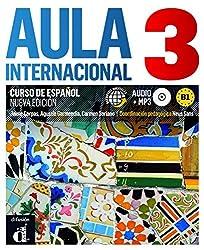 Aula Internacional 3. Nueva Edicion: Libro del Alumno + Ejercicios + CD 3 (B1) (Spanish Edition) by Jaime Corpas (2014-07-30)