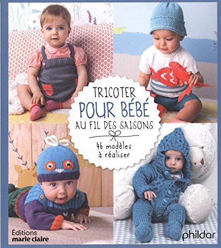 Tricoter pour bébé au fil des saisons
