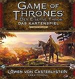 Fantasy Flight Games FFGD2354 GoT: LCG 2.Ed. -Löwen von Casterlystein