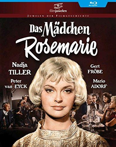 Bild von Das Mädchen Rosemarie - Der Klassiker mit Nadja Tiller (Filmjuwelen) [Blu-ray]