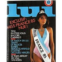 Miss france 1995 nu