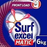 #6: Surf Excel Matic Front Load Detergent Powder - 4 kg with Free 2 kg