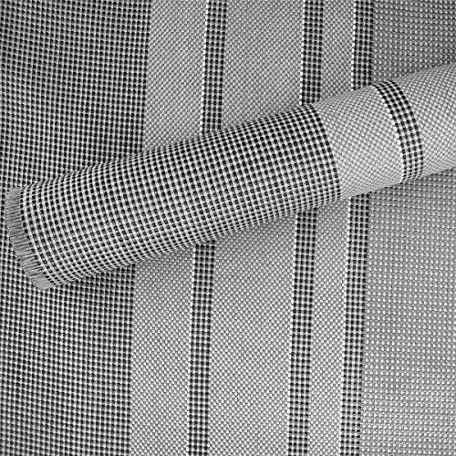 Vorzeltteppich 300x550cm Dunkelgrau 300mg/m² Campingteppich Zeltteppich Wohnwagen Wohnmobil Zelt Unterlage Outdoor Camping Vorzelt Markise Teppich Markisenteppich Vorzeltboden Zeltboden Outdoorteppich -