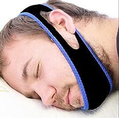 Pramukh Enterprice Anti Snoring Chin Strap For Men & Women, Adjustable Size