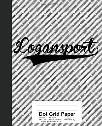 Dots Boys Band (Dot Grid Paper: LOGANSPORT Notebook (Weezag Dot Grid Paper Notebook, Band 3237))