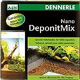 Dennerle Substrat pour Aquariophilie Nano Deponit Mix 1 kg