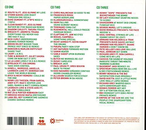 Zoom IMG-1 pacha ibiza house anthems 3