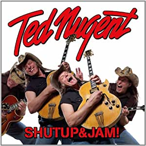 Shutup&Jam! (LTD. Gatefold / Black Vinyl / 180 Gramm) [Vinyl LP]