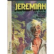 Jeremiah numero 01: La noche de los rapaces
